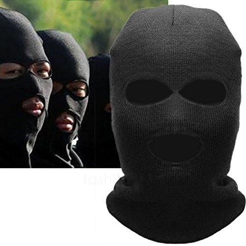 Gemini® Outdoor Motorcycle Cycling Ski Neck Protecting Lycra Balaclava Full Face Mask
