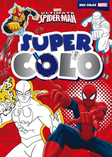 Ultimate Spider-Man super colo (Spider-man-colo)