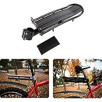 Portaequipajes trasero para bicicleta. Accesorios para bicicleta mountain bike Finoki