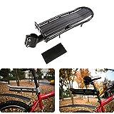 Finoki Fahrradgepäckträger hinten Fahrrad Regal Mountainbike Gepäckträger Fahrradzubehör für Fahrrad Mountainbike