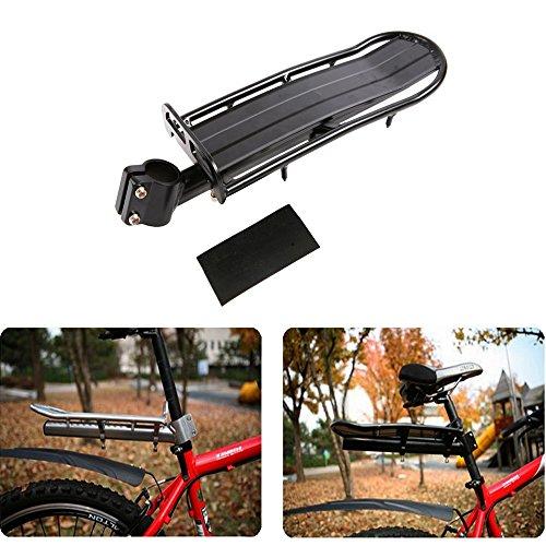 finoki bicicleta portaequipajes trasero para bicicleta estante Mountain Bike portaequipajes bicicleta Accesorios para bicicleta mountain bike