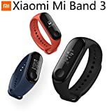 xiao mi Mi Band 3 Wasserdicht 3 – Generation Intelligente Sport Watch 2 Herren und Damen Running Herzfrequenz Recorder Armband 2 Äpfel