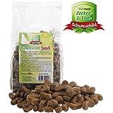 Schutzschild-Snack - gegen Zecken und andere Plagegeister mit Schwarzkümmelöl und weiteren pflanzlichen Zutaten für Hunde Ungezieferbekämfung