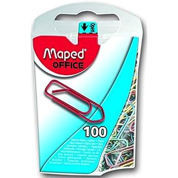 Maped 100trombones–Couleurs assorties 321011