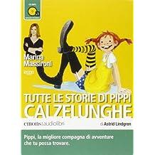 Tutto le storie di Pippi Calzelunghe