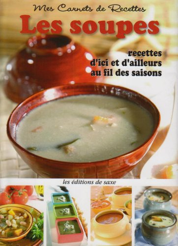 Les soupes par Christine Cattant