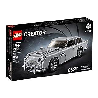 LEGO Creator Expert 10262 James Bond 007 Aston Martin DB5 (1295 Teile)