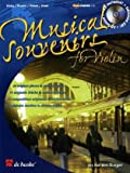 Musical Souvenirs for Violin, m. Audio-CD