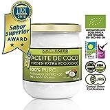 Naturseed Aceite de Coco Virgen Extra Ecológico - 220 ml