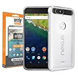 Orzly® FUSION Bumper Case Cover Shell for HUAWEI NEXUS 6P