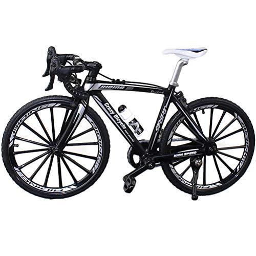 1:10 Escala Diecast Bicicleta Modelo Ciudad Plegado