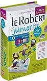 Dictionnaire Le Robert Junior illustré et son dictionnaire en ligne - 7/11 ans - CE-CM-6e - Édition anniversaire...
