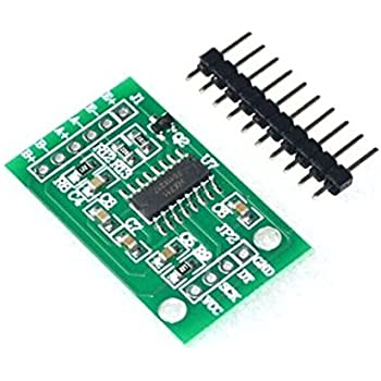 Wägezelle Gewicht Sensor 20 KG Tragbare Waage HX711 Wägesensoren Ad Modul AB