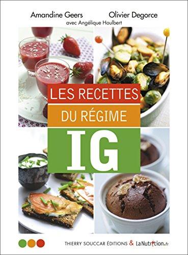 Les recettes du regime ig