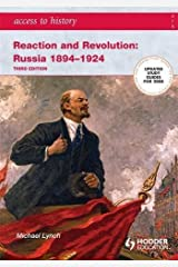 Reaction and Revolution: Russia, 1894-1924 (Access to History) Paperback