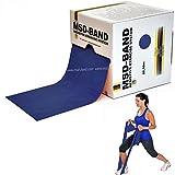 Msd FASCIA ELASTICA BLU Rotolo 22,50 mt EXTRA FORTE Resistive Band Pilates Yoga