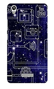 Lava Pixel V1 Back Cover By G.Store