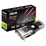Asus GTX690-4GD5 Carte graphique Nvidia Geforce GTX690 4Go 915Mhz PCI-Express 16x
