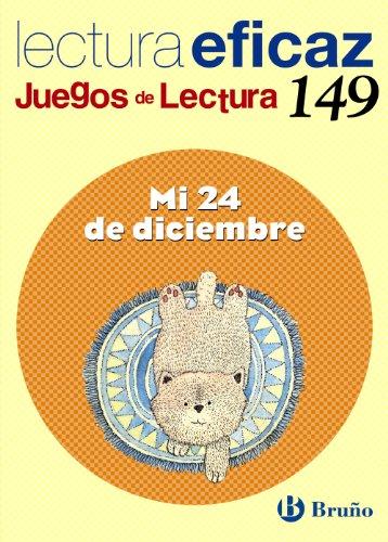 Mi 24 de diciembre Juego de Lectura (Castellano - Material Complementario - Juegos De Lectura) - 9788421666029