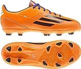 adidas F10TRX FG Herren Fußballschuh aus Material 39 - Orange/Lila