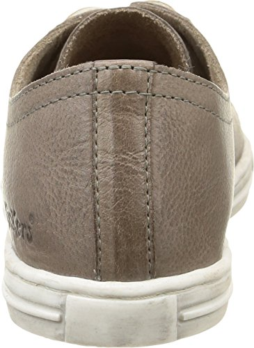 Kickers Sandy, Baskets Basses femme Gris
