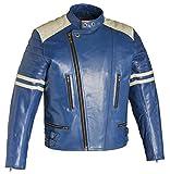 Guns Vintage Herren Jacke XL blau