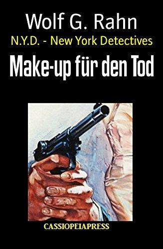 N Y D  - Make-up fuer den Tod - Rahn, Wolf G