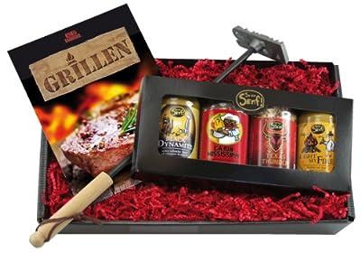 Grill-Geschenkset BBQ Champion