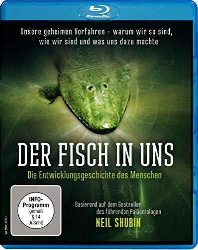 Die Entwicklungsgeschichte des Menschen [Blu-ray]