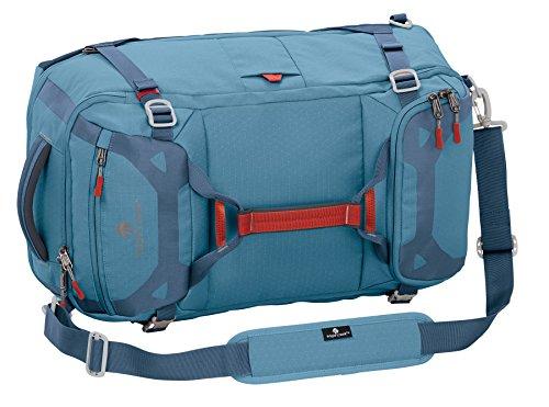 Eagle Creek Vergrößerbare Reisetasche Rucksack Load Hauler Expandable mit Reißverschluss für mehr Volumen, 57 L, smoky blue