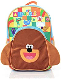 bdd03ce889e5 Hey Duggee School Bag Betty Happy Roly Tag Norrie Kids Childrens Backpack  Childs Rucksack The Squirrel