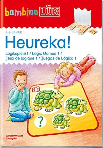 bambinoLÜK-System: bambinoLÜK: IQ Spiele 1