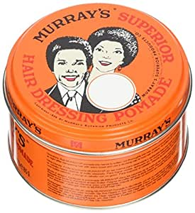 Murrays Superior Hair Pomade 3 oz.