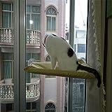 weiwei Gatto Letto Estate Gatto Finestra Sole Cat Nido Dell'Oscillazione di Gatto Amaca Ventosa Tipo