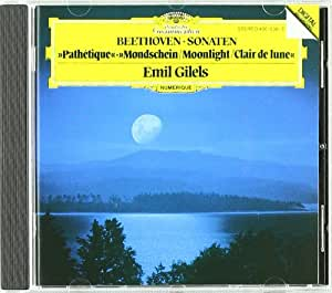 Beethoven: Sonatas, Moonlight / Pathetique
