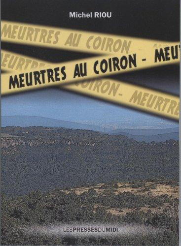 Meurtres au Coiron par Riou Michel
