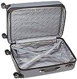 Packenger Premium Koffer 3er-Set Velvet, M/L/XL, Grau - 5