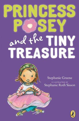 Princess Posey and the Tiny Treasure (Princess Posey, First Grader Book 5) (English Edition)