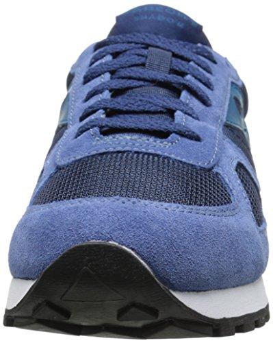 Saucony Shadow Original herren, wildleder, sneaker low Blue