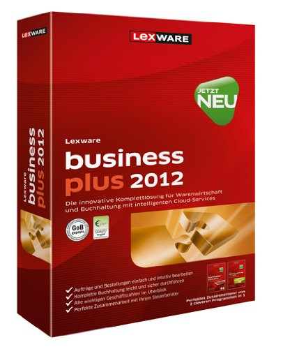 Lexware Business Plus 2012 (Version 12.00)
