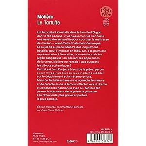 Le Tartuffe ou L'Imposteur : Comédie, 1664-1669 (Le Livre de Poche)