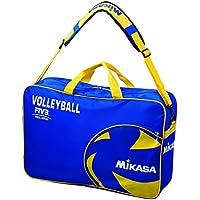 Mikasa Balltasche Volleyball, Blau/Gelb, 60.0 x 40.0 x 2.0 cm, 18.0 Liter, 1937