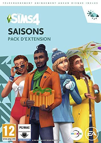 Les Sims 4 : Saisons - Code de Téléchargement pour PC