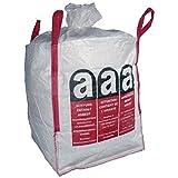 5 Big Bag, FIBC, Asbestentsorgung, Asbest, Entsorgungssack, 90x90x110cm SWL 1000Kg (8,03€/Stück)