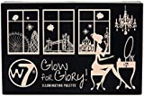W7 Glow For Glory Illuminating Palette 4 g/5 g