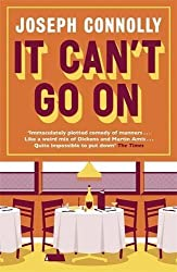 It Can't Go On by Joseph Connolly (2014-05-01)