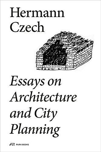 Hermann Czech, essays on architecture and city planning
