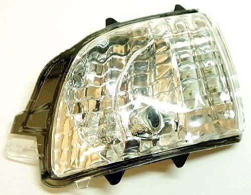 XC60 2009-2013 Clignotant de r/étroviseur droit Lentilles Ampoule clignotant