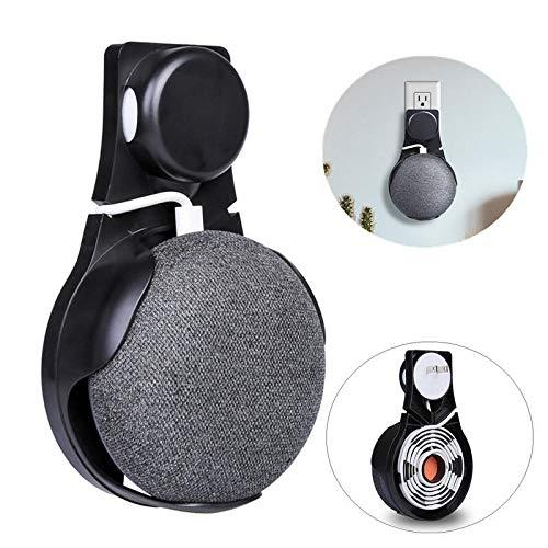 K8U151 @FATO Universal-Kabel-Management-Winde-Lautsprecher Wandhalter für Google-Startseite Minisprachassistenten Single Voice Coil