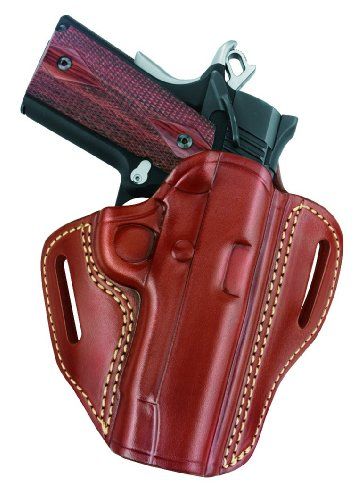 OPEN TOP TWO SLOT HOLSTER (Compact Colt 1911)